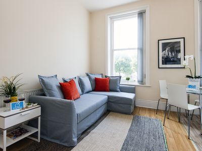 Photo for The Earl's Court Townhouse II - KM2 - One Bedroom Apartment, Sleeps 4