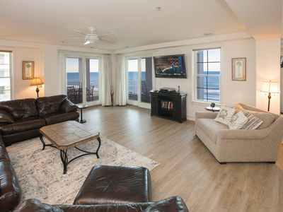 Photo for B405 Neptune's Castle Penthouse: 4 BR / 4 BA condominium in Virginia Beach, Sleeps 10