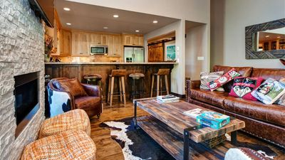 Photo for Cozy Park City Condo, Walk to Lifts, Hot Tub, Walk to Main St! Sleeps 7