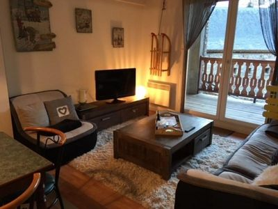Photo for Apartment La Mongie, 1 bedroom, 4 persons