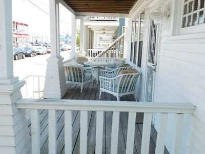 Photo for (#1) 2 Bedroom Apartment located Beach-block in the HEART of the boardwalk!
