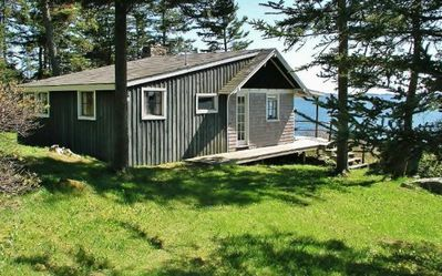 Photo for A vintage 1917 summer cottage on the water