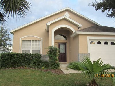 Photo for Beautiful Luxury Vacation Villa - 3.5 Miles from Disney