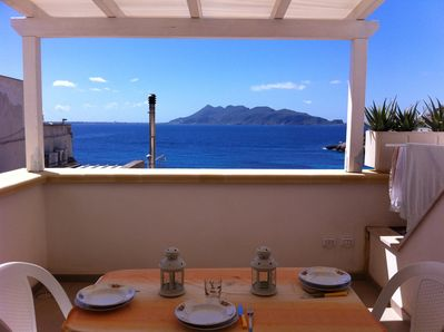 Villa Anna Lovely And Comfortable Apartment With Sea Views Levanzo