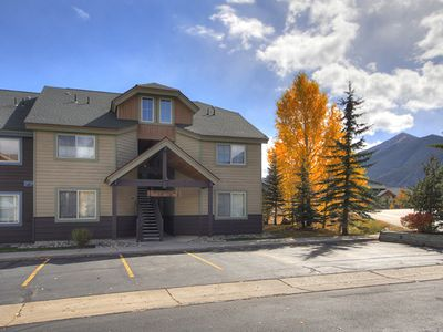 Photo for Stunning one bedroom condo in Frisco, close to Lake Dillon.