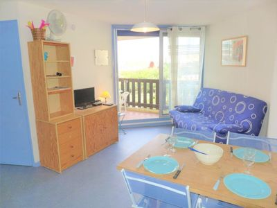 Photo for Apartment Gruissan Plage in Gruissan - 4 persons, 1 bedrooms