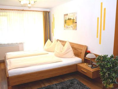 Photo for Mountain view 1, double room with shower, toilet, balcony - Haus Ingrid