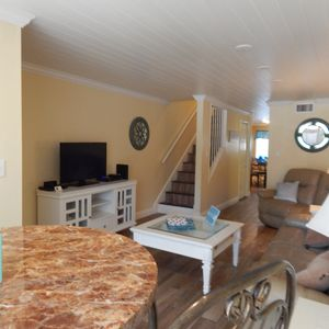 Photo for Perfectly Remodeled Townhome, Steps From the Private Beach
