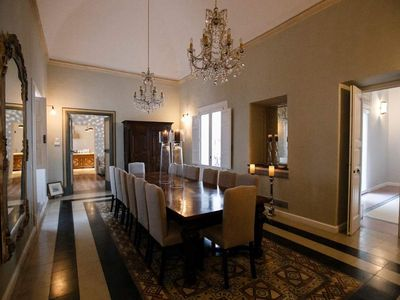 Photo for Elegant apartment in the historic center of Galatina