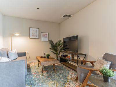 Photo for Centrally Located Suite Outside DC + Gym + Pool