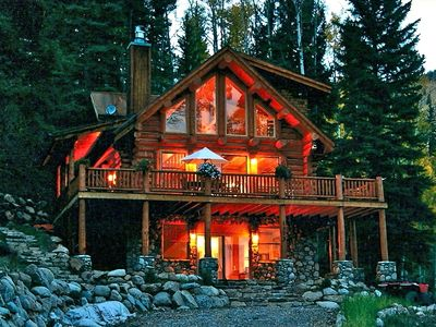 Photo for 'THE CABIN' at Ruedi Shores **A 1ST CLASS ROCKY MTN RETREAT**