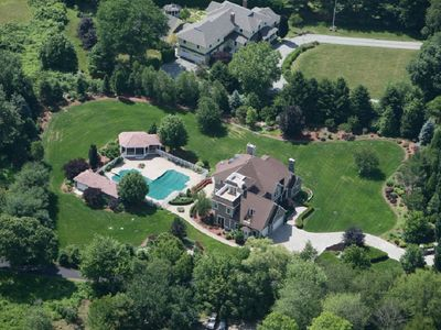 Photo for Stonington Estate with Pool