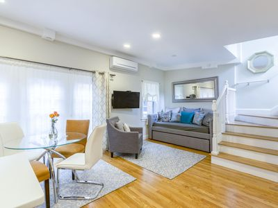 North End, Luxury Condo in the nicest part of Boston. Monthly or long term only