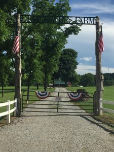 Green Acres Farm located right outside of McMinnville, TN.