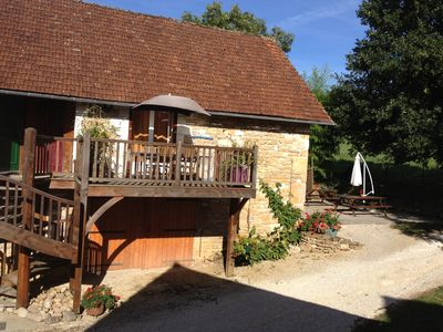 Photo for furnished accommodation in the town of Quatre Routes du Lot
