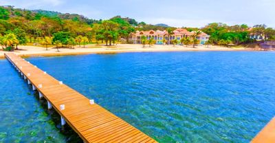 Photo for Luxury Condo Steps from Private Beach, Pool, Sunset Dock, Kayaks, and Snorkeling