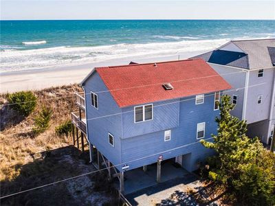 Photo for Thibaut: 4 Br / 3 Ba Oceanfront In Topsail Beach, Sleeps 8
