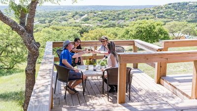 Photo for 5 Guesthouses & Event/Meeting Room w/Beautiful Views of the TX Hill Country