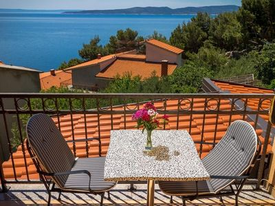 Photo for Apartment Led  A6(2+1)  - Brela, Riviera Makarska, Croatia