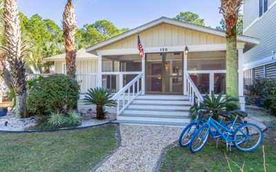 Photo for Snug Harbor - 2 bed 2 bath Seagrove home with private pool close to beach!