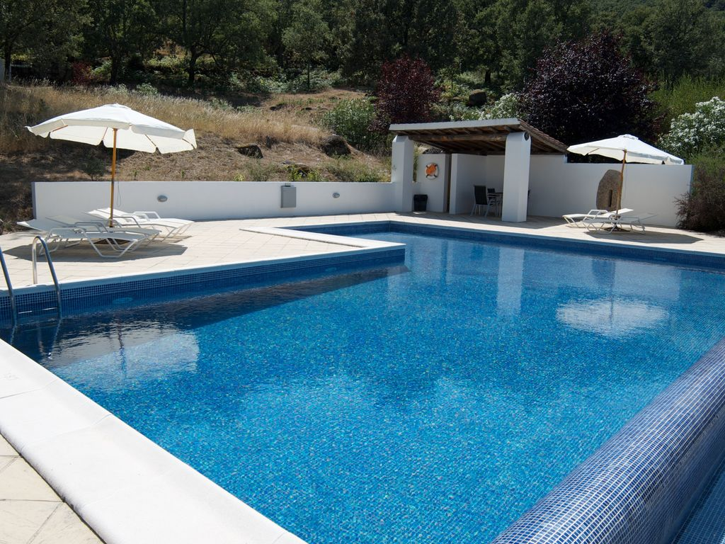 Charming Self Catering Cottage With Swimming Pool Marvao Alentejo