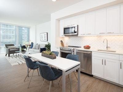 Photo for Luxury 2BR Apartment in DC