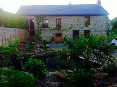 Photo for Spacious 4 bedroom Stone house with large Garden