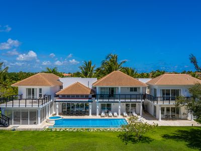 Photo for COCOTAL MANSION - 2 VILLAS W/ FULL STAFF, POOLS, JACUZZI, CLOSE TO BEACH & TOWN