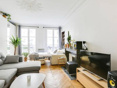 Photo for Spacious flat - 10th arrondissement - 3 people