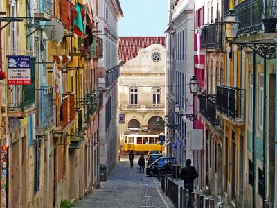 Photo for NEW! Light and breezy haven in BAIRRO ALTO - 3 bedrooms - 8 persons