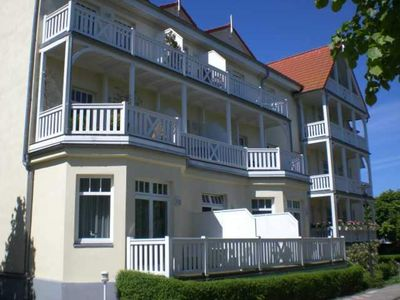 """Photo for Park view - 1-01 with W-LAN - Villa """"Parkblick"""" in Kühlungsborn (Object 01)"""