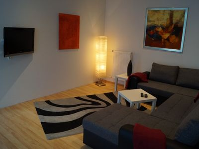 Photo for Feel at home in our modern, bright, spacious apartment