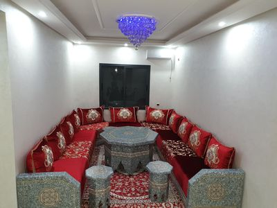 Photo for VERY NICE APARTMENT STANDING IN THE CENTER OF MARRAKECH