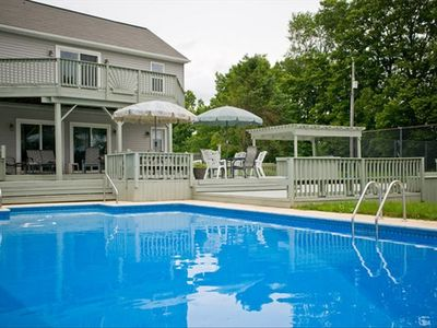 Superior ... Private Pool Great Country Views · Photo For 2BR House Vacation Rental  In Mount Joy, Pennsylvania