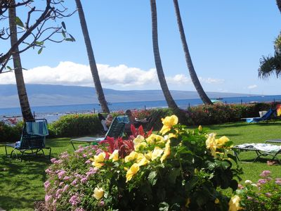 another view from the lanai