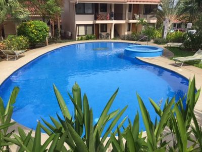 Photo for 2 Bedroom 2 Bath 2 blocks from the beach! 1km from the center of town