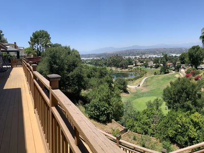 Photo for Overlooking Golf Course, close to Fairplex