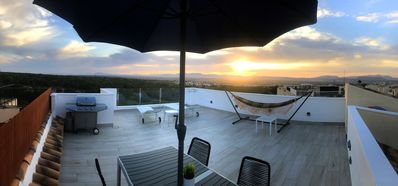 Photo for Casa Rooftop with stunning views (wifi, BBQ grill, air conditioning)