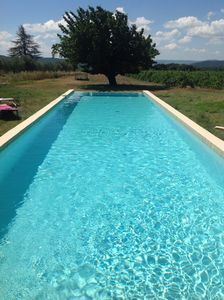 Photo for A  GOOD DEAL FOR SEPTEMBER: A PEACEFUL HEAVEN IN THE HEART OF LUBERON