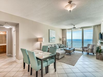 Photo for AMAZING BALCONY! GREAT LOCATION! WALK TO PIER PARK! FALL DATES OPEN!