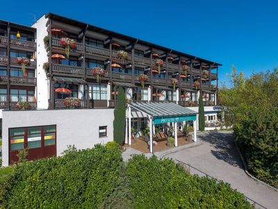 Photo for Apartment AktiVital Hotel in Bad Griesbach - 2 persons, 1 bedrooms