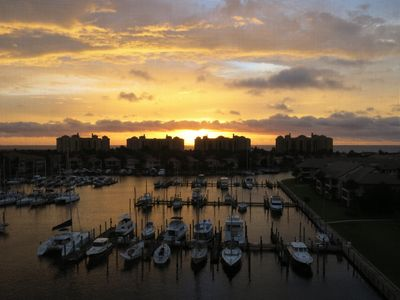 Photo for 7th Floor Condo in Harbor Towers 1 at Burnt Store Marina