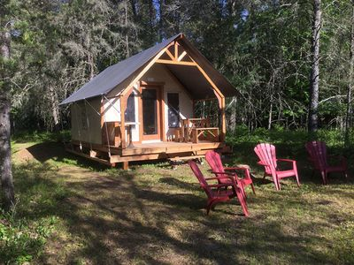 Photo for Glamping - Prospector Tent