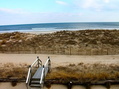 Photo for Beachfront Home! Amazing Views In Ocean City! 4BR