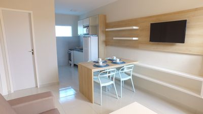 Photo for Complete apartment in the village of Ponta Negra - SM202