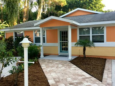 Photo for Pet Friendly Paradise With Heated Pool Close To Sarasota-Osprey-Nokomis-Venice