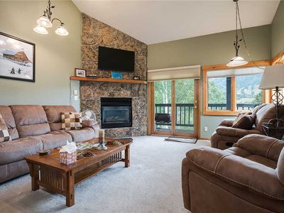 Photo for P303C ~Top Floor Condo ~ Hot Tub Onsite ~ On Free City Bus line