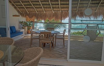 Photo for OCEANFRONT VILLA in Paradise! Nesting Turtles, Pool Access, Rooftop Bar On-Site + More!