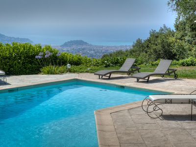 Photo for LOU MAS SOUBRAN VI2083 - Villa for 10 people in Nice
