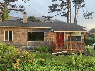 NEWLY LISTED-JUNE 14 2020: Cozy Cabin 300 Yd from Beach; 9 min from Cannon Beach